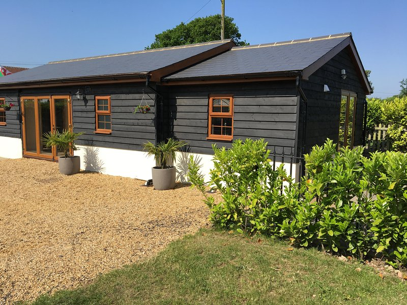 The Piggery at Steadings Park - Luxury Rural Holiday Rental, location de vacances à Woodbridge