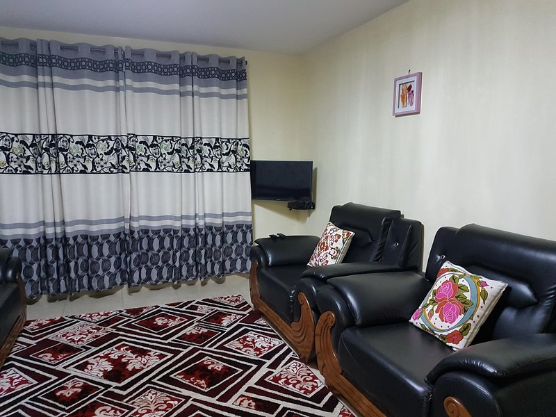 Hyrax flora apartment, alquiler de vacaciones en Lake Elementaita