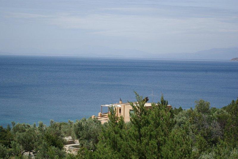 VILA DOLPHINS, location de vacances à Marmari