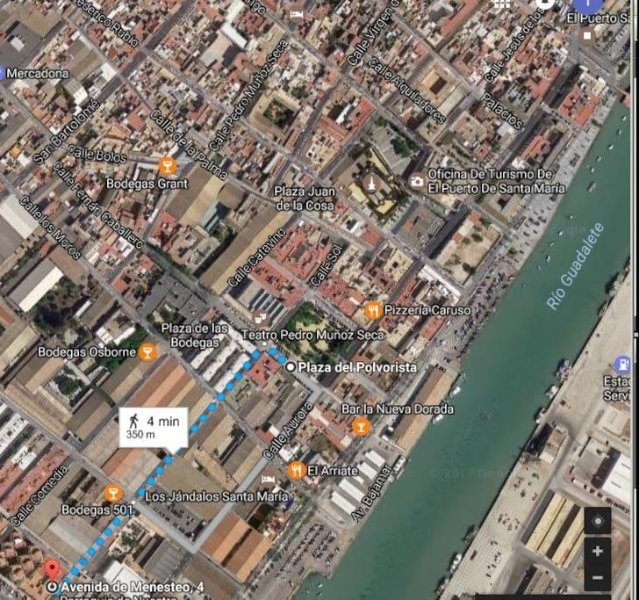 Apartamento andando a la playa y al centro el puerto de - Apartamentos vacacionales en el puerto de santa maria ...