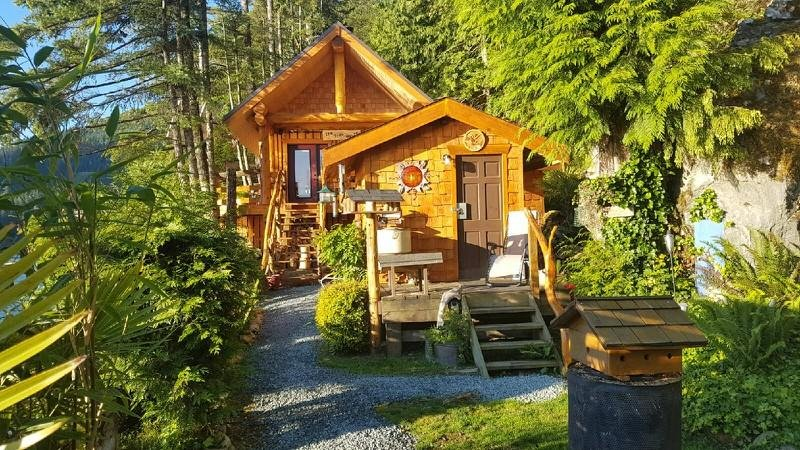Treehouse on Harrison Lake, vakantiewoning in Lake Errock
