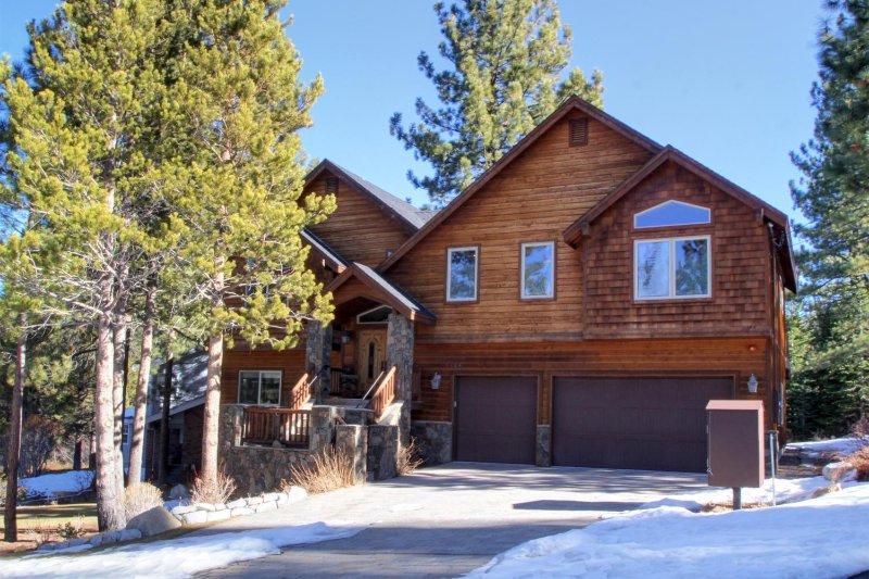 Bienvenue à notre Mountain Home!