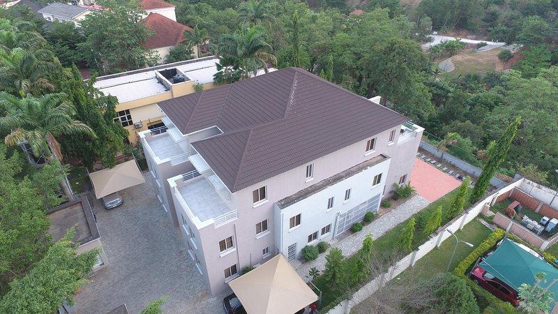 Ozidu House, alquiler de vacaciones en Federal Capital Territory