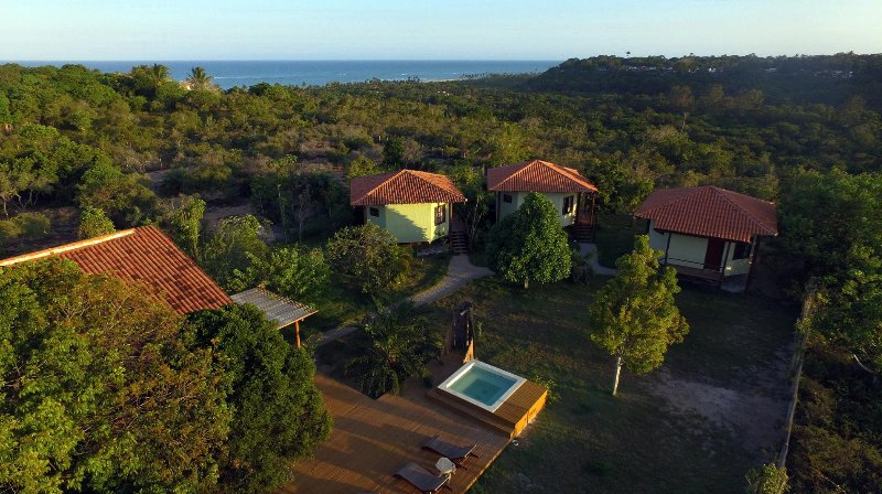 Pousada Riviera Trancoso, Ferienwohnung in Porto Seguro