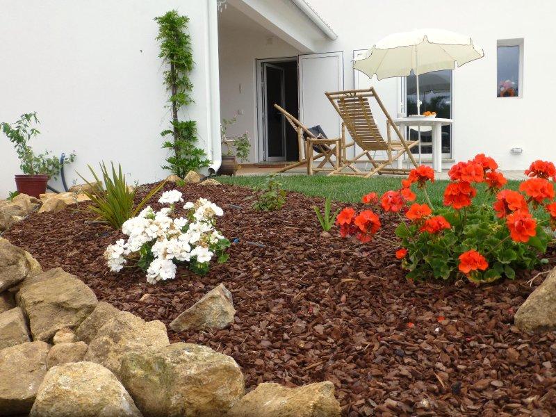 Detail Garden and Patio