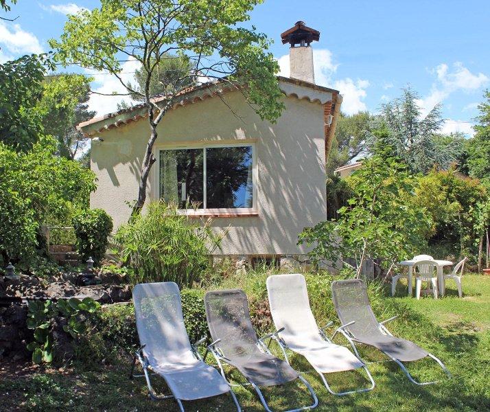 O estúdio villa
