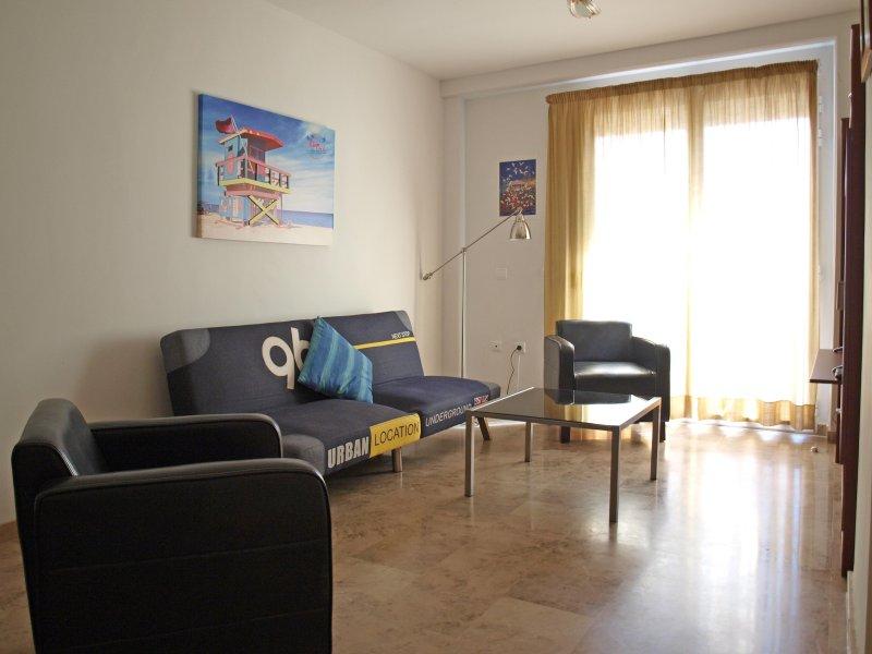 ApartUP Ruzafa Natural, location de vacances à Alzira