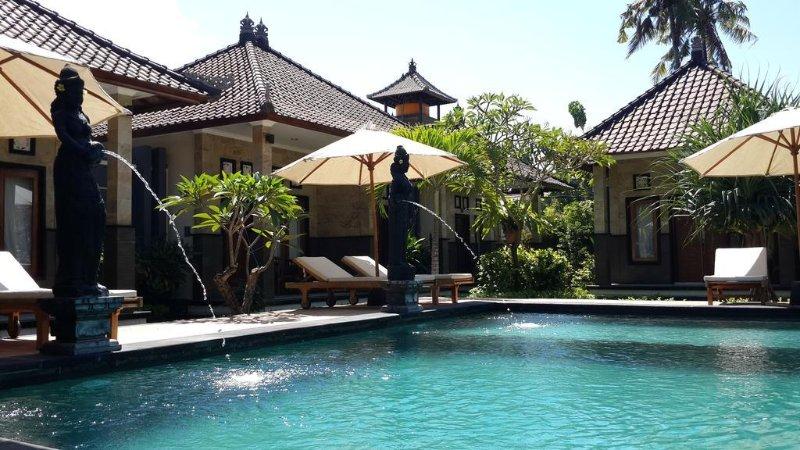 Pondok Arsa Santhi Lembongan Main Pool
