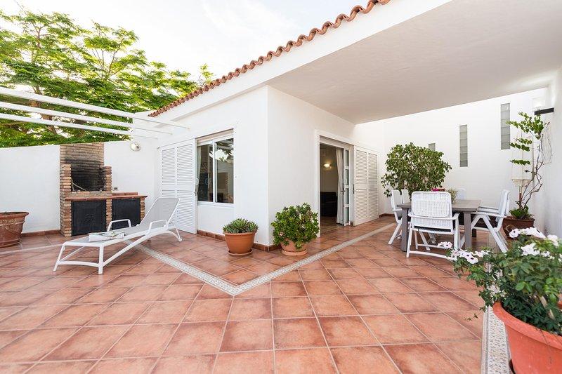 Relax&Paradies in Maspalomas., aluguéis de temporada em Maspalomas