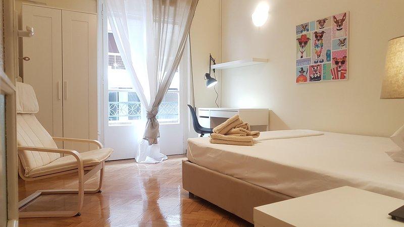 Vanilla room 1