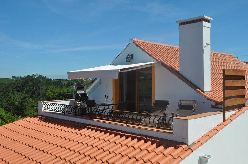 Adriatic terrace.