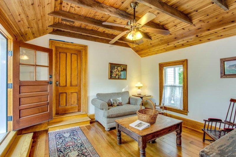 Comfy living area
