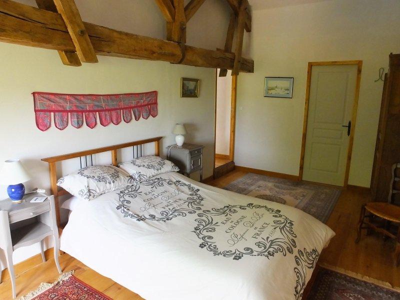 Double en-suite bedroom.