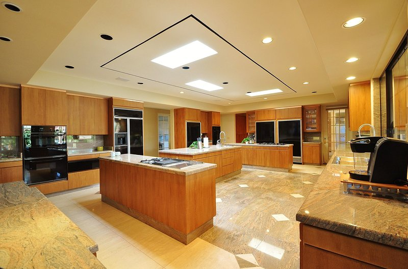 Chef's Kitchen that will Accommodate Every Need
