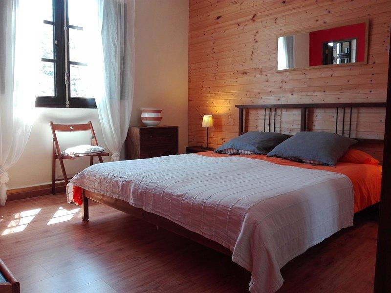 Habitación con baño, aluguéis de temporada em Hermigua