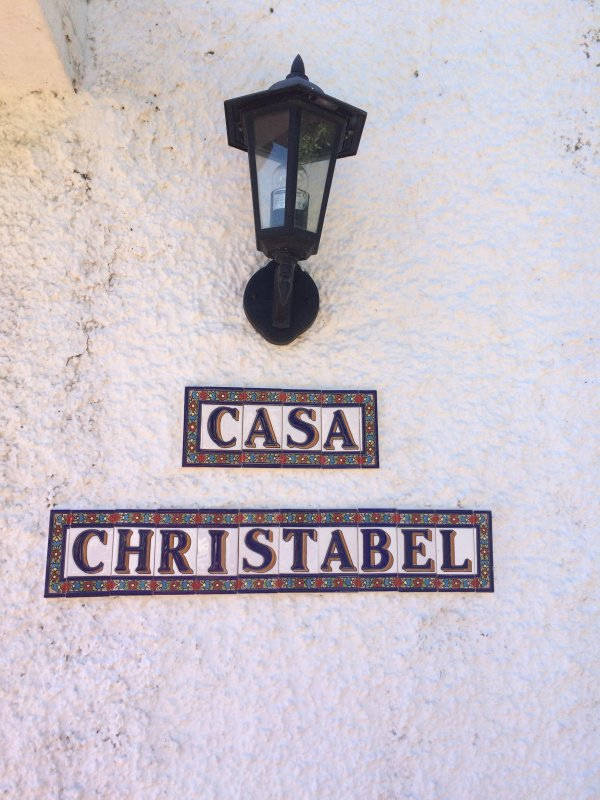 Welcome to Casa Christabel