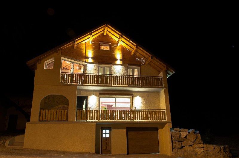 Gîte Le Mareva**** Spa et Sauna - Le Dévoluy, alquiler de vacaciones en Le Devoluy