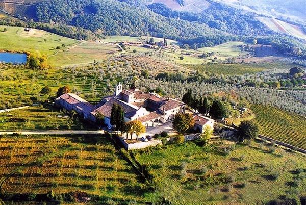 Antica Canonica San Leolino, holiday rental in Lucarelli