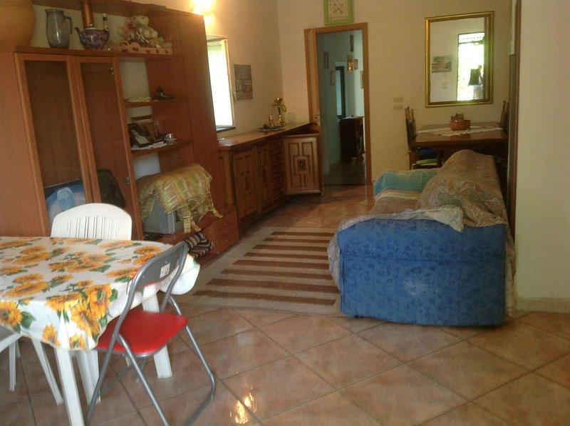 Nelle vicinanze di Taormina, Mitogio, vacation rental in Graniti