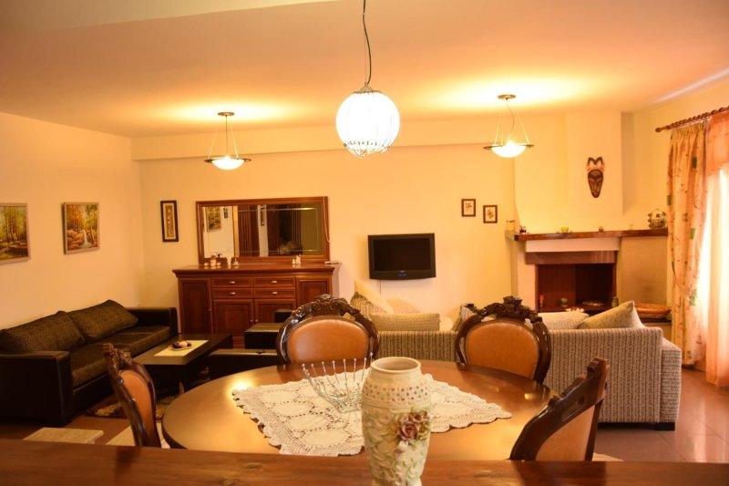 Spacious and luxury apartment, location de vacances à Mullet
