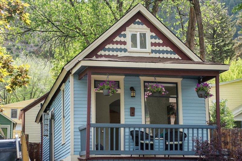 Vista frontal de Bennett Cottage