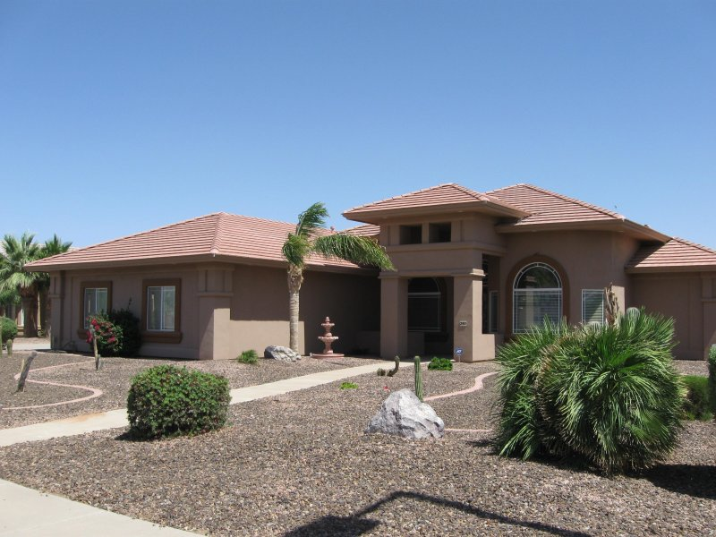 Large Upscale Vacation Home in Coyote Ranch with Pool!, vacation rental in Arizona City