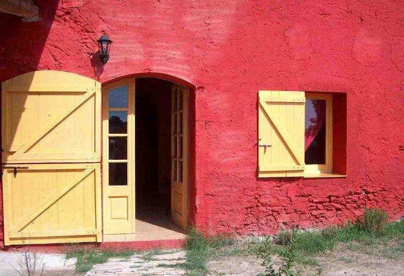 El Niu de l´Oreneta, vacation rental in L'Arboc