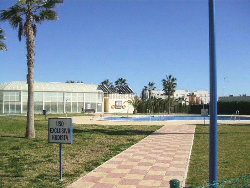 APARTAMENTO EN URBANIZACIÓN NATURISTA EN VERA ( ALMERIA), alquiler vacacional en Playas de Vera