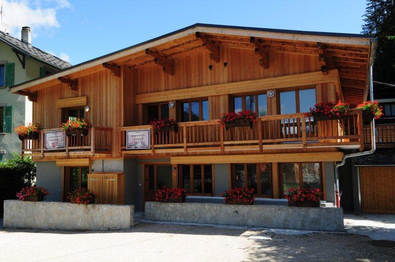 Chalet Biolay 1: Quiet Chalet in der Nähe von Herzen von Chamonix