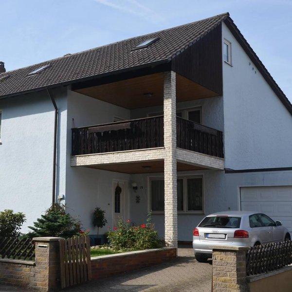 Ferienwohnung Zapf in Kulmbach, holiday rental in Kronach