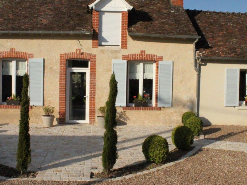 Il était une fois entre Loire et Chateaux, casa vacanza a Montlivault