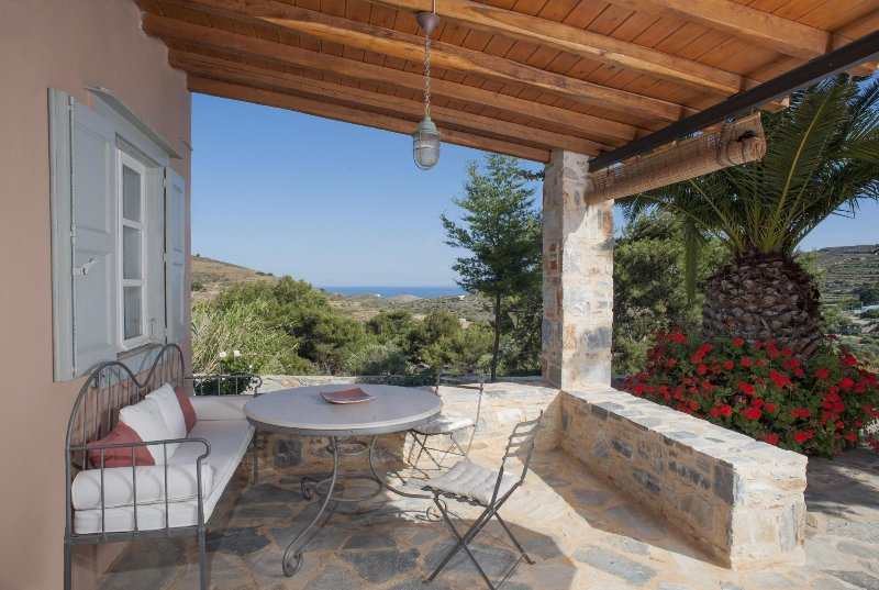 Lavender cottage, Rural Accommodation on Syros isl - Cyclades, location de vacances à Manna