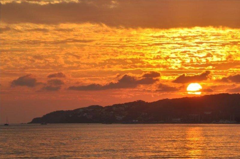 ogni notte è più o meno come questo .... tramonti incredibili!