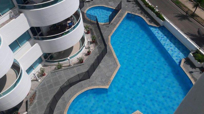 apartamentos vacacionales, location de vacances à Bocachica