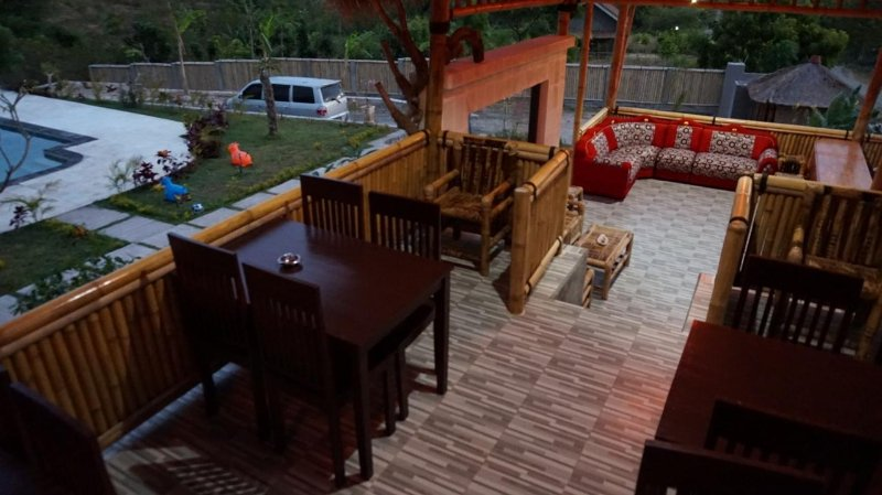 Ekas Fantastic Resort Villa 3, vacation rental in Sikur