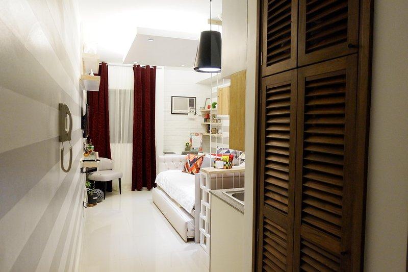Calm and cozy apartment