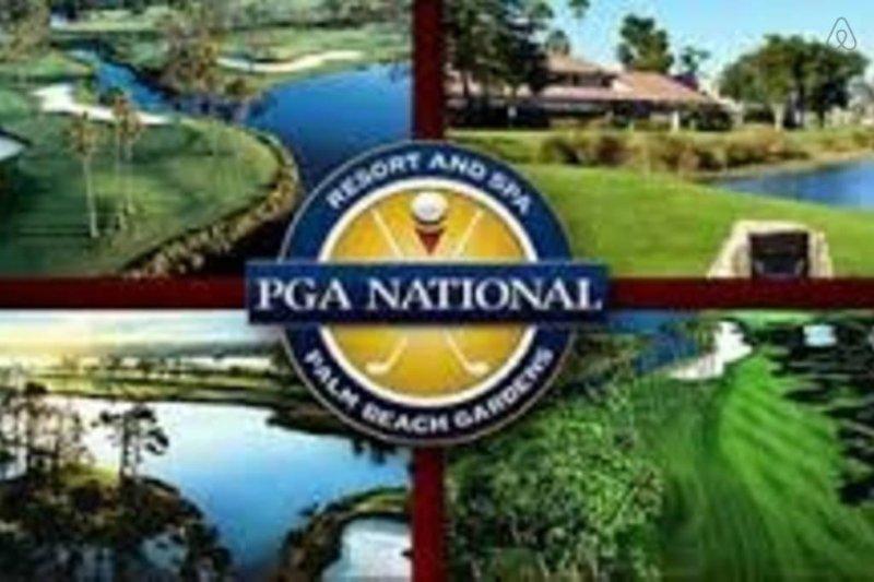 Accueil parcours de golf national PGA, Classique Honda, et des centaines d'autres terrains de golf dans le surroundi