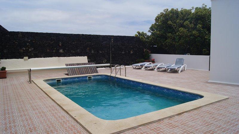 Finca la Rubina, holiday rental in Tiagua
