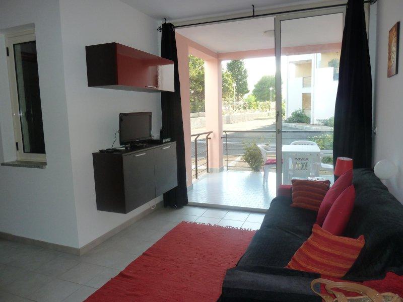 San Rocco 1B1.4 -  Holiday Apartment, holiday rental in Davoli