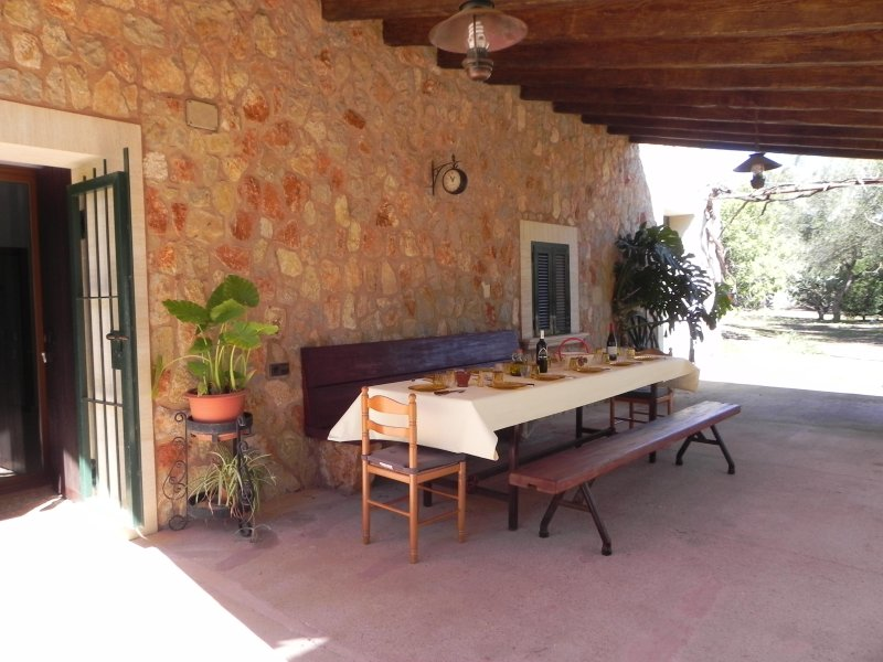 Son Palou vell, vacation rental in Santa Eugenia