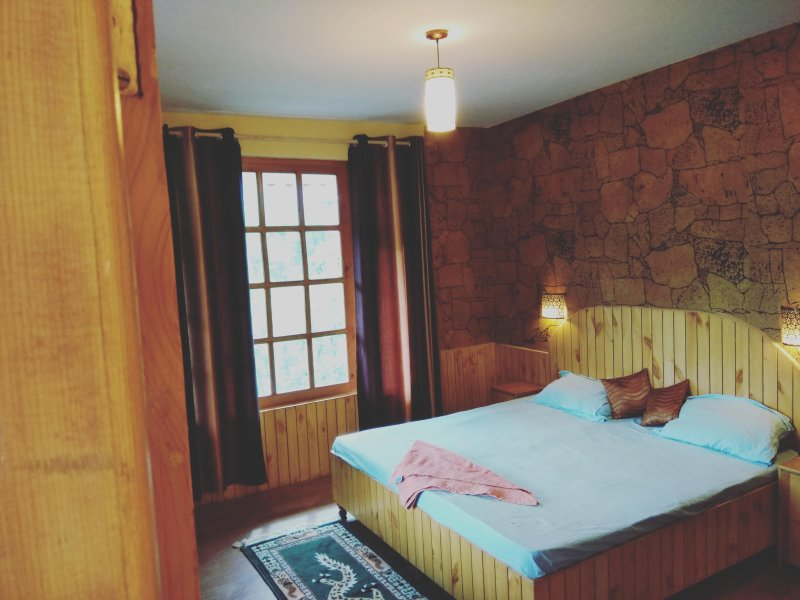 Schanagzer Lodge and cafe, holiday rental in Kullu District
