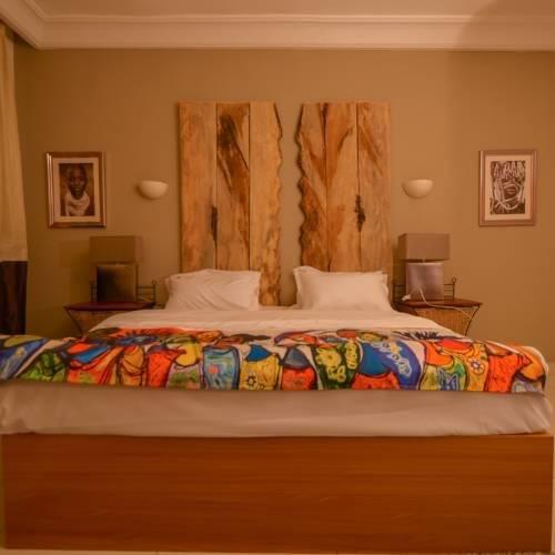 Ozidu House - Superior Room, alquiler de vacaciones en Federal Capital Territory