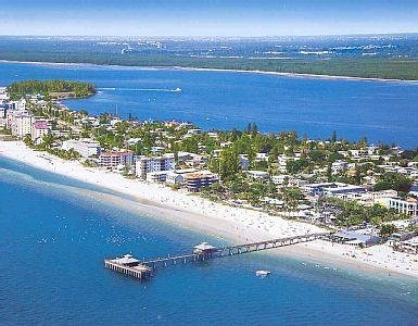 Fort Myers Beach, à 8 miles