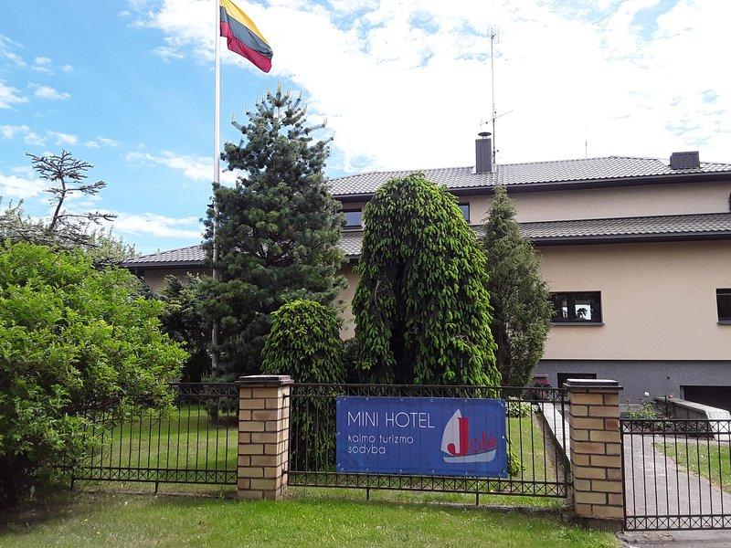 Cozy place in Rumsiskes, alquiler vacacional en Condado de Kaunas
