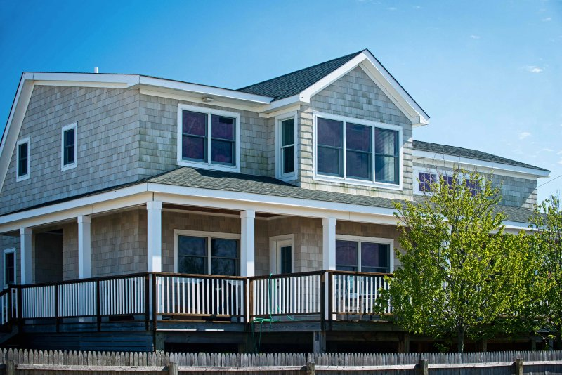 Discover the treasures of Fire Island from this 4BR, 2-bath vacation rental.