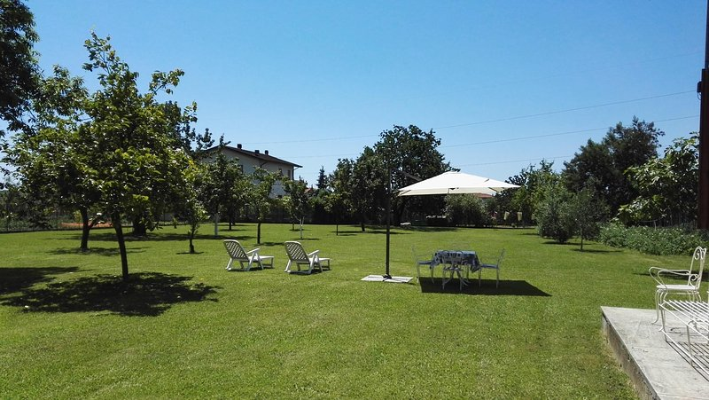 Cottage in Versilia, holiday rental in Avenza