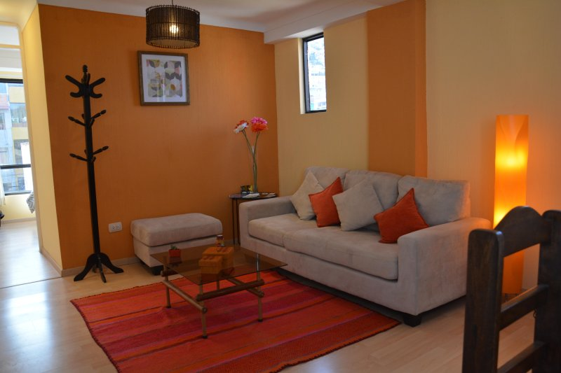 LINDO Y ACOGEDOR DEPARTAMENTO  MUNAYCHA WASI, holiday rental in Cusco