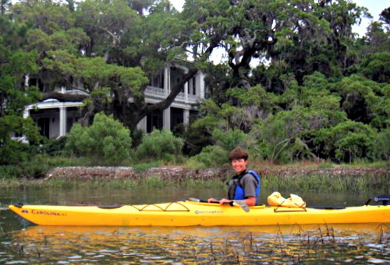 Kayak in our Marsh Creeks. Kayak Rentals available around town or at Shem Creek. Paddleboards too