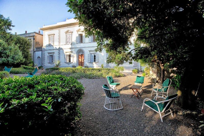 Villa le Casenuove_Castiglioncello_1