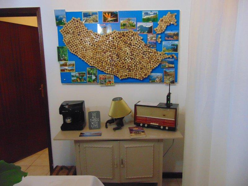 As suas férias num ambiente rural, tranquilo e confortável, casa vacanza a Santo Antonio da Serra